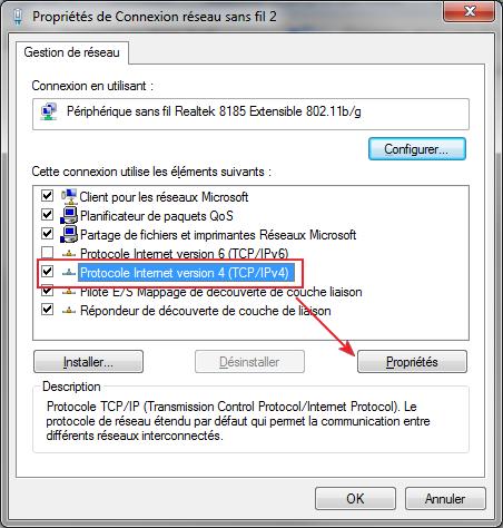 4 (TCP/IPV4 PROTOCOLE XP VERSION TÉLÉCHARGER INTERNET WINDOWS
