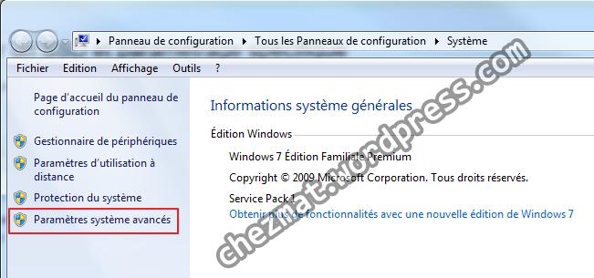 Installation de Windows 7 sur un SSD et paramétrage spécifique   echange01