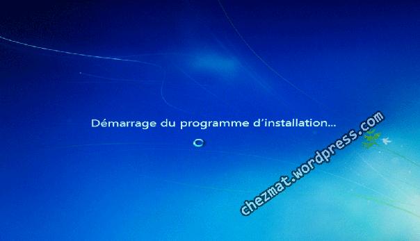 nettoyer installer Windows 7 sur ssd