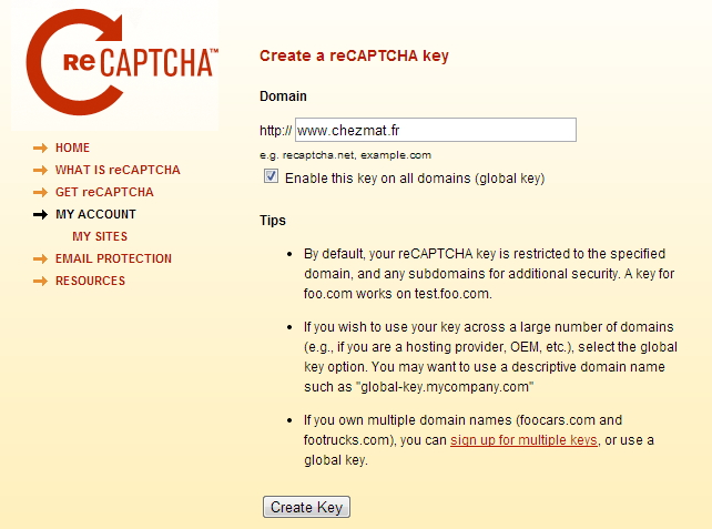 captchaKey
