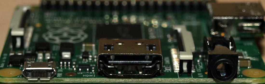 Le Raspberry Pi A+