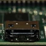 Le Raspberry Pi B + en images