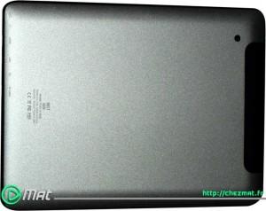 Déballage de la tablette Dust TC9A